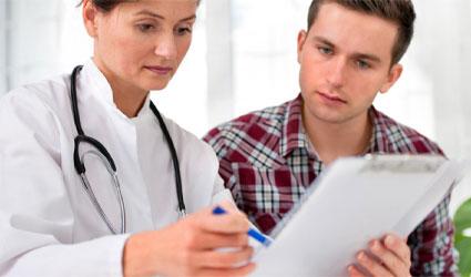 درمان-زگیل-تناسلی-مردان