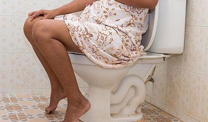 علائم خون در مدفوع در بارداری